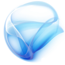 Microsoft Silverlight icon png 128px