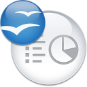 Apache OpenOffice Impress (OpenOffice.org Impress) icon png 128px