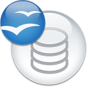 Apache OpenOffice Base (OpenOffice.org Base) icon png 128px