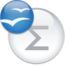 Apache OpenOffice Math (OpenOffice.org Math) icon png 128px