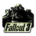 Fallout 3 icon png 128px