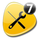 System Cleaner icon png 128px