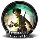 Beyond Good & Evil icon png 128px