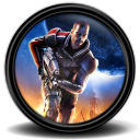 Mass Effect icon png 128px