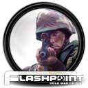 Operation Flashpoint icon png 128px