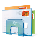 Windows Live Mail icon png 128px
