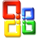 Microsoft Office Mobile icon png 128px