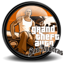 Grand Theft Auto: San Andreas icon png 128px
