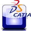 CATIA icon png 128px