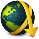 JDownloader icon png 128px