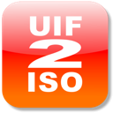 UIF2ISO for Mac icon png 128px