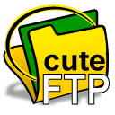 CuteFTP Home icon png 128px