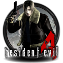 Resident Evil 4 icon png 128px