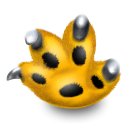 Growl icon png 128px