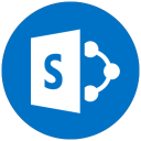 Microsoft Office SharePoint Server icon png 128px
