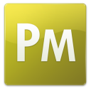 Adobe Pagemaker icon png 128px