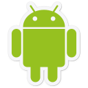 Google Android icon png 128px