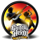 Guitar Hero icon png 128px