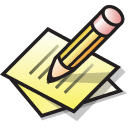 Programmer's Notepad icon png 128px