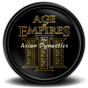 Age of Empires III: The Asian Dynasties icon png 128px