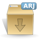 ARJ icon png 128px