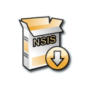 NSIS (Nullsoft Scriptable Install System) icon png 128px