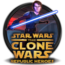 Star Wars The Clone Wars: Republic Heroes icon png 128px
