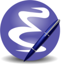 GNU Emacs icon png 128px