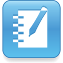 SMART Notebook software icon png 128px