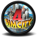 SimCity 4 icon png 128px