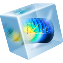COMSOL Multiphysics icon png 128px