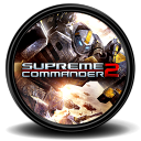 Supreme Commander 2 icon png 128px
