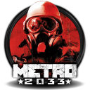 Metro 2033 icon png 128px