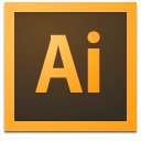 Adobe Illustrator for Mac icon png 128px