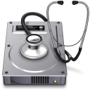 Apple Disk Utility icon png 128px