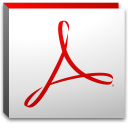 Adobe Acrobat for Mac icon png 128px