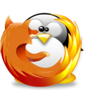 Firefox for Linux icon png 128px