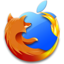 Firefox for Mac icon png 128px