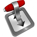 Transmission BitTorrent Client for Mac icon png 128px
