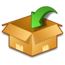 Xarchiver icon png 128px