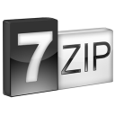 p7zip for Linux icon png 128px