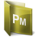 Adobe Pagemaker for Mac icon png 128px