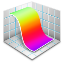 Apple Grapher icon png 128px