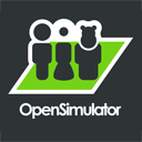 OpenSimulator icon png 128px