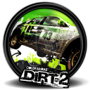Colin McRae: DiRT 2 icon png 128px