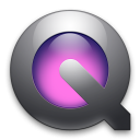 Apple QuickTime for Mac icon png 128px