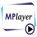 MPlayer for Linux icon png 128px
