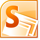 Microsoft SharePoint Workspace icon png 128px