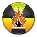 Burn for Mac OS X icon png 128px