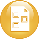 Corel Presentations icon png 128px
